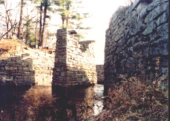 Shawsheen River Aqueduct of the Middlesex Canal